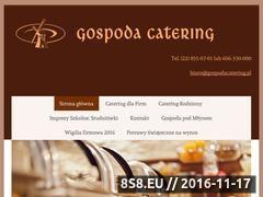 Miniaturka domeny gospodacatering.pl