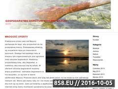 Miniaturka domeny gospodarstwa-agroturystyczne.com.pl
