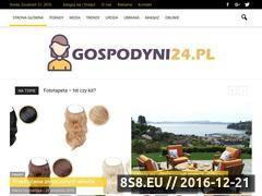 Miniaturka domeny www.gospodyni24.pl