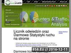 Miniaturka domeny gostats.pl