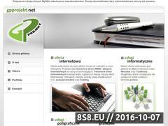 Miniaturka domeny www.gpprojekt.net