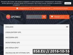 Miniaturka domeny gpstrace.pl