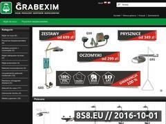 Miniaturka domeny grabexim.pl