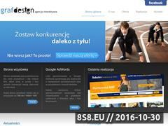 Miniaturka domeny www.grafdesign.pl
