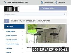 Miniaturka domeny grafpol-bialystok.pl