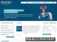 Miniaturka domeny www.graftex.eu
