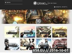 Miniaturka domeny graki.pl