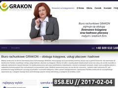 Miniaturka domeny grakon.com.pl