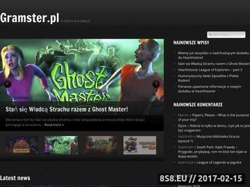 Zrzut strony Gry konsolowe