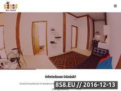 Miniaturka domeny www.grandguesthouse.pl