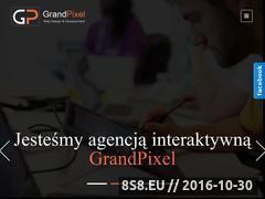 Miniaturka domeny www.grandpixel.pl