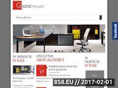 Miniaturka domeny www.grandprojekt.pl