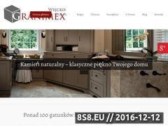 Miniaturka domeny granimex.pl