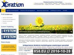 Miniaturka domeny www.gration.pl