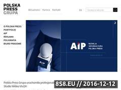 Miniaturka domeny www.gratka-technologie.pl