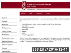Miniaturka domeny www.grawer-suwala.pl