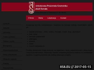 Zrzut strony Grawer-suwala.pl