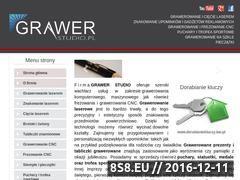 Miniaturka domeny www.grawerstudio.pl