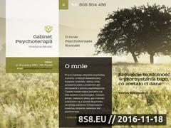 Miniaturka domeny www.grazynaskuza.pl