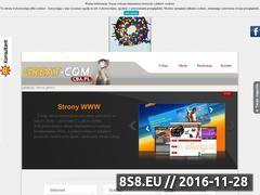 Miniaturka domeny great-com.cba.pl