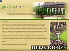 Miniaturka domeny www.green-design.pl