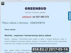 Miniaturka domeny greenbud.szczecin.pl