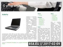 Miniaturka domeny www.greenfgsoft.pl