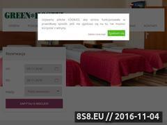 Miniaturka domeny greenhostel.eu