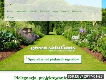 Zrzut strony Projektowanie ogrodów Poznań