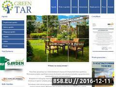 Miniaturka domeny www.greentar.pl