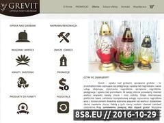 Miniaturka domeny grevit.pl