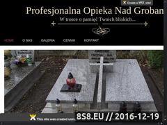 Miniaturka domeny grobygliwice.pl