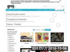 Miniaturka Najlepsze darmowe gry i gierki online (www.groj.pl)