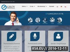 Miniaturka domeny www.groy.pl