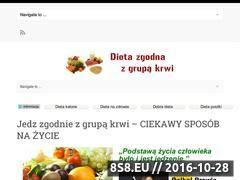 Miniaturka domeny www.grupakrwi.info.pl