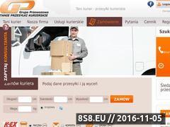 Miniaturka domeny www.grupaprzewozowa.pl