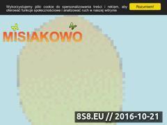 Miniaturka domeny gry.misiakowo.pl