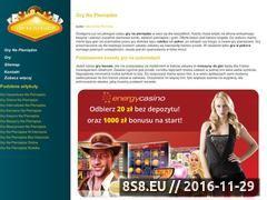 Miniaturka domeny gry.napieniadze.pl