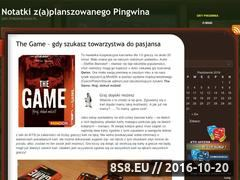 Miniaturka domeny gry.pingwin.waw.pl