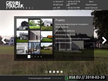 Zrzut strony GTA domy pasywne, domy energooszczędne, projekty domów Łódź, architekt Łódź