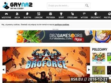 Zrzut strony Darmowe gry online dla dwóch graczy