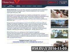 Miniaturka domeny www.gryphon.pl