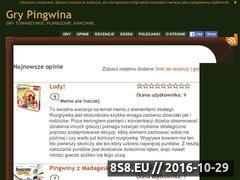 Miniaturka domeny grypingwina.pl