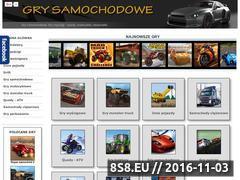 Miniaturka domeny grysamochody.com.pl