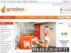 Miniaturka domeny www.grzejesz.pl