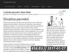 Miniaturka domeny www.grzybicapaznokci.info