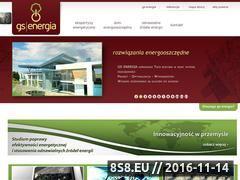 Miniaturka domeny gsenergia.pl