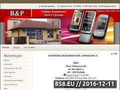 Miniaturka domeny www.gsmrybnik.pl