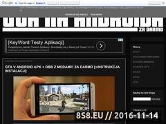 Miniaturka domeny gta-for-android.blogspot.com