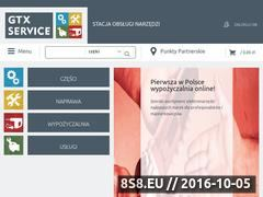 Miniaturka domeny gtxservice.pl